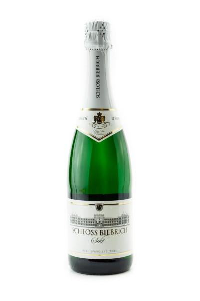 Schloss Biebrich sparkling wine dry - 0,75L 11% vol